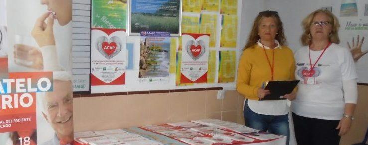 ACAP en Centro de Salud Casa del Mar 03