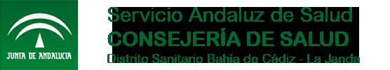 Servicio Andaluz de Salud - CONSEJERÍA DE SALUD - Distrito Sanitario Bahía de Cádiz - La Janda